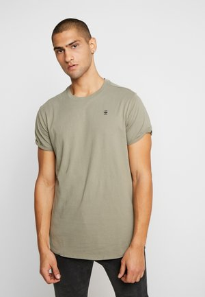 LASH ROUND SHORT SLEEVE - T-shirt basic - shamrock