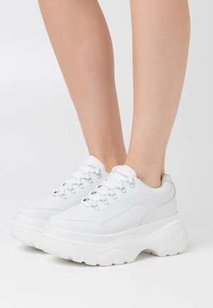 VEGAN - Trainers - white