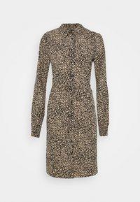 PIECES Tall - PCGILBERTA DRESS  - Shirt dress - black - 0