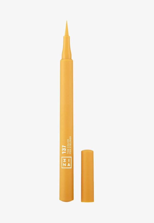 THE COLOR PEN EYELINER  - Eyeliner - 137 yellow