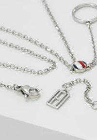 Tommy Hilfiger - FINE - Necklace - silver-coloured - 3