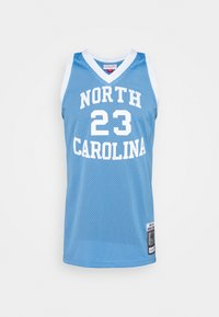 Mitchell & Ness - MICHAEL JORDAN NORTH CAROLINA - Club wear - light blue - 4