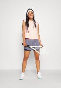 Nike Performance - SHORT - Sports shorts - obsidian/white - 1