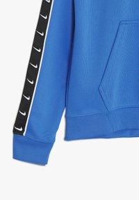 Nike Sportswear - B PK  TAPE - Hoodie - pacific blue - 2