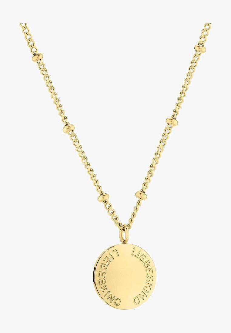 Liebeskind Berlin - Necklace - gold-coloured