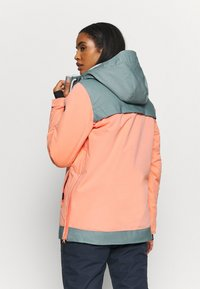 Brunotti - REY WOMEN SNOWJACKET - Snowboard jacket - desert flower - 2