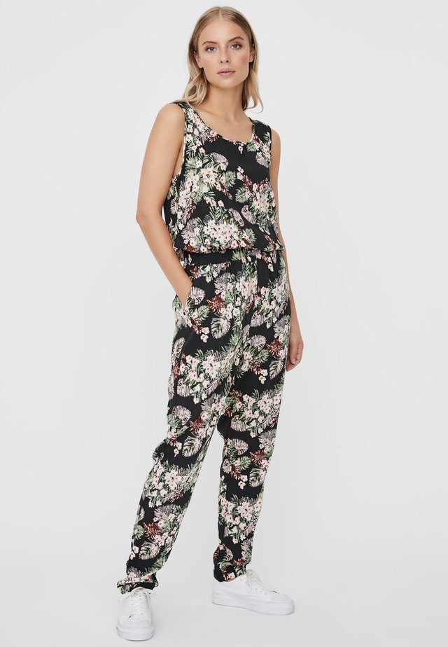 Jumpsuit - black 3
