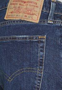 Levi's® - 519™ EXT SKINNY HI BALLB - Jeans Skinny Fit - blue denim - 4