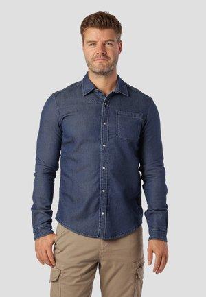 PASCO LS - SOLID - Shirt - blue wash