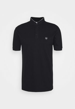 Poloshirts - anthracite blue