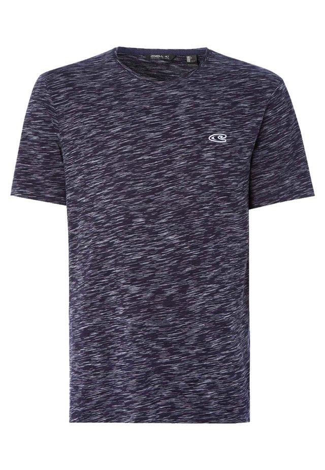 JACK'S SPECIAL - T-shirt print - blue aop
