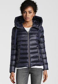 No.1 Como - LARA - Down jacket - navy - 0