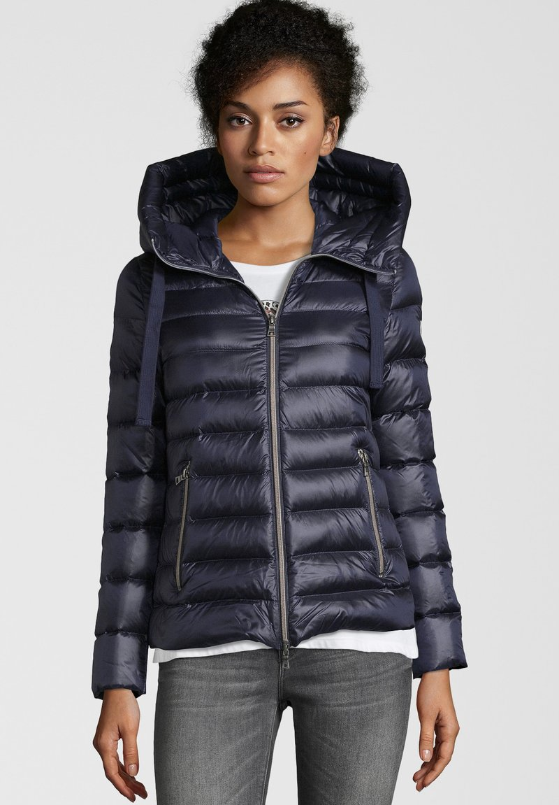 No.1 Como - LARA - Down jacket - navy