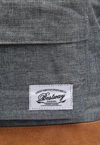 Fabrizio - BESTWAY BACKPACK - Batoh - mottled light grey - 4