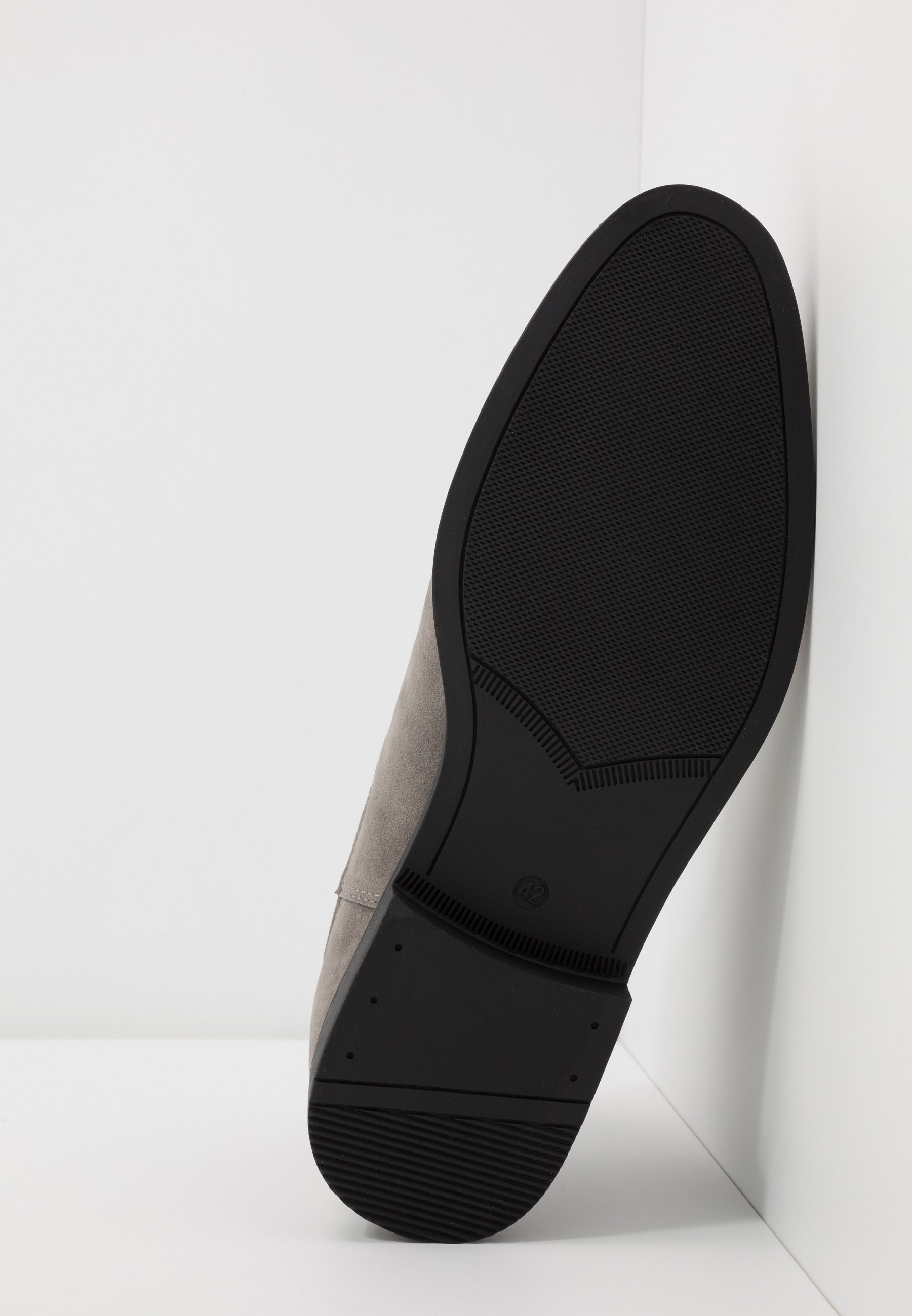 Pier One Stiefelette - grey/grau - Herrenschuhe fXfaU