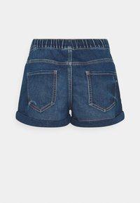 edc by Esprit - Denim shorts - blue dark wash - 1