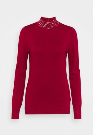 NAILHEAD TURTLENECK  - Jumper - holiday