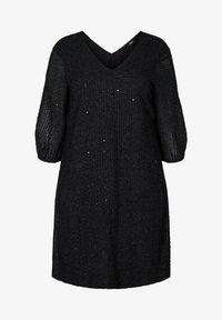Zizzi - 3/4 LENGTH  - Day dress - black - 1