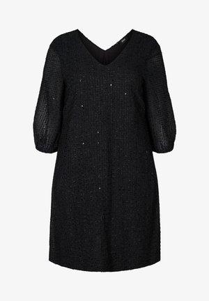 3/4 LENGTH  - Day dress - black