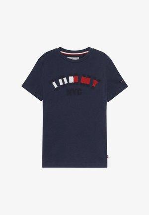 GRAPHIC  - T-shirt print - blue