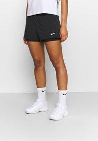 Nike Performance - Pantaloncini sportivi - black/white - 0