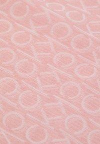 Calvin Klein - SCARF - Scarf - blush tonal mix - 2