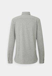 Selected Homme - SLHSLIMOLIVER - Hemd - medium grey melange - 1