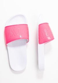 Superdry - POOL SLIDE - Mules - fluro pink - 1