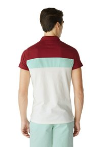 McGregor - Polo shirt - white mint red - 1