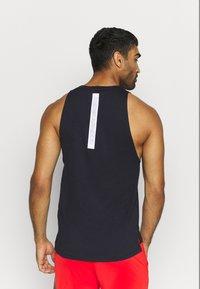 Under Armour - BASELINE  - Sports shirt - black - 2