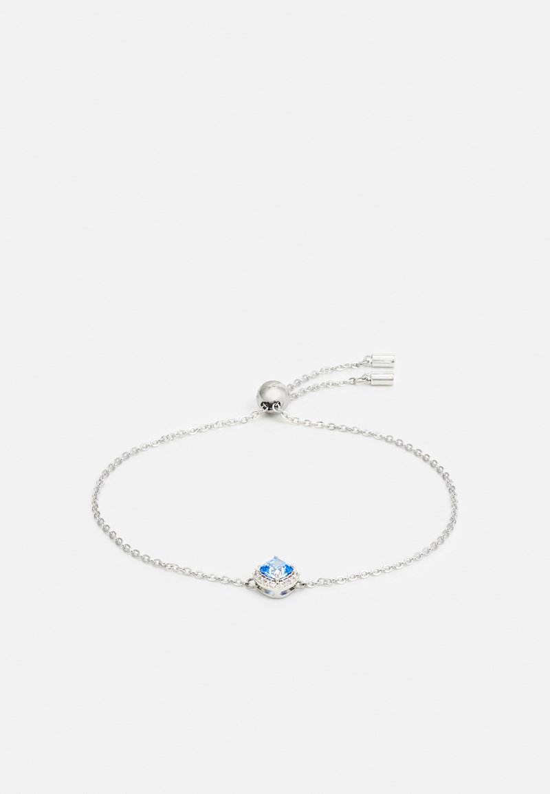 Swarovski - ANGELIC BRACELET CUSHION - Bracelet - silver-coloured/fancy blue