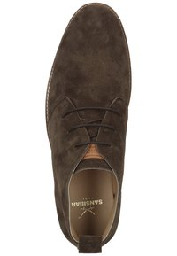 Sansibar Shoes - Snørestøvletter - dark brown