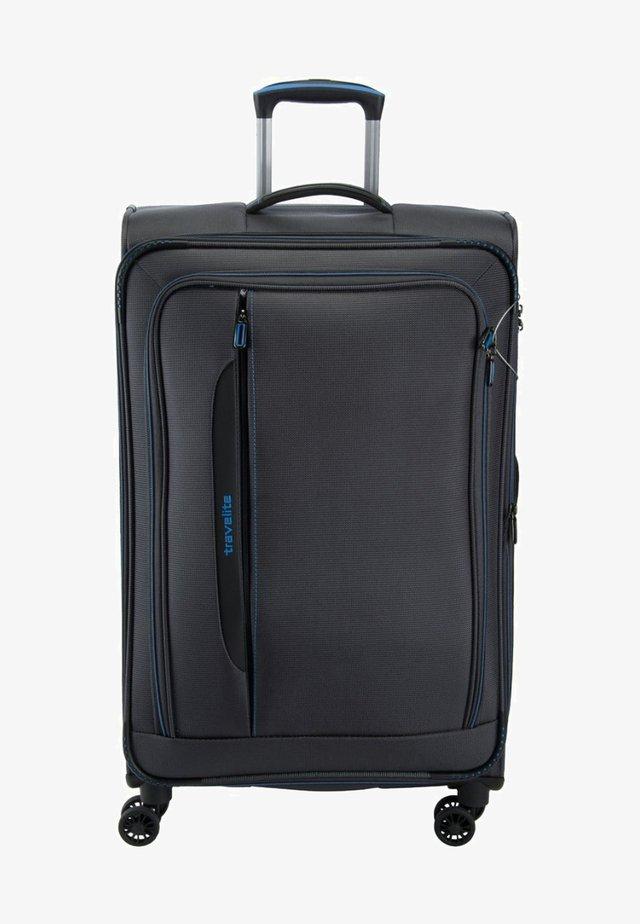 CROSSLITE  - Wheeled suitcase - anthrazit