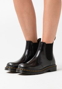 Dr. Martens - 2976 - Classic ankle boots - silver arcadia - 0