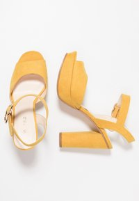 Anna Field - High Heel Sandalette - yellow - 3