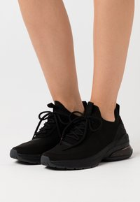 Tamaris Fashletics - LACE UP  - Baskets basses - black - 0