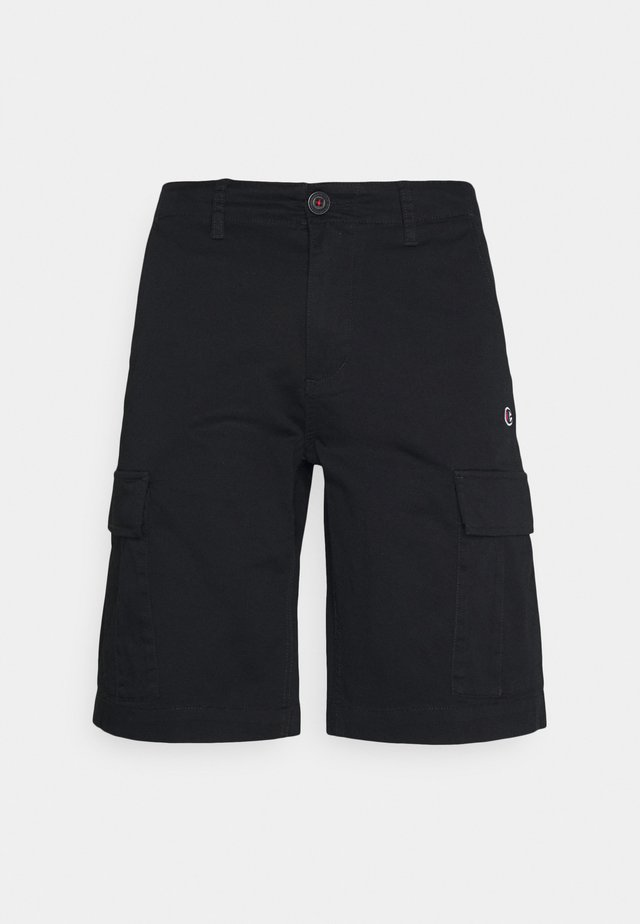 BERMUDA - Shorts - black