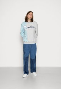 Jaded London - BLUE YIN AND YANG CUT AND SEW - Jeans relaxed fit - blue - 1