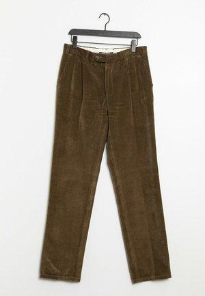 Broek - brown