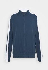 adidas Golf - ESSENTIALS FULL ZIP JACKET - Training jacket - crew navy - 0