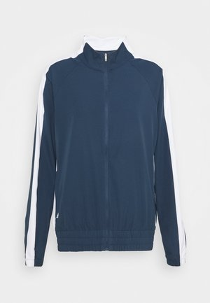 ESSENTIALS FULL ZIP JACKET - Training jacket - crew navy