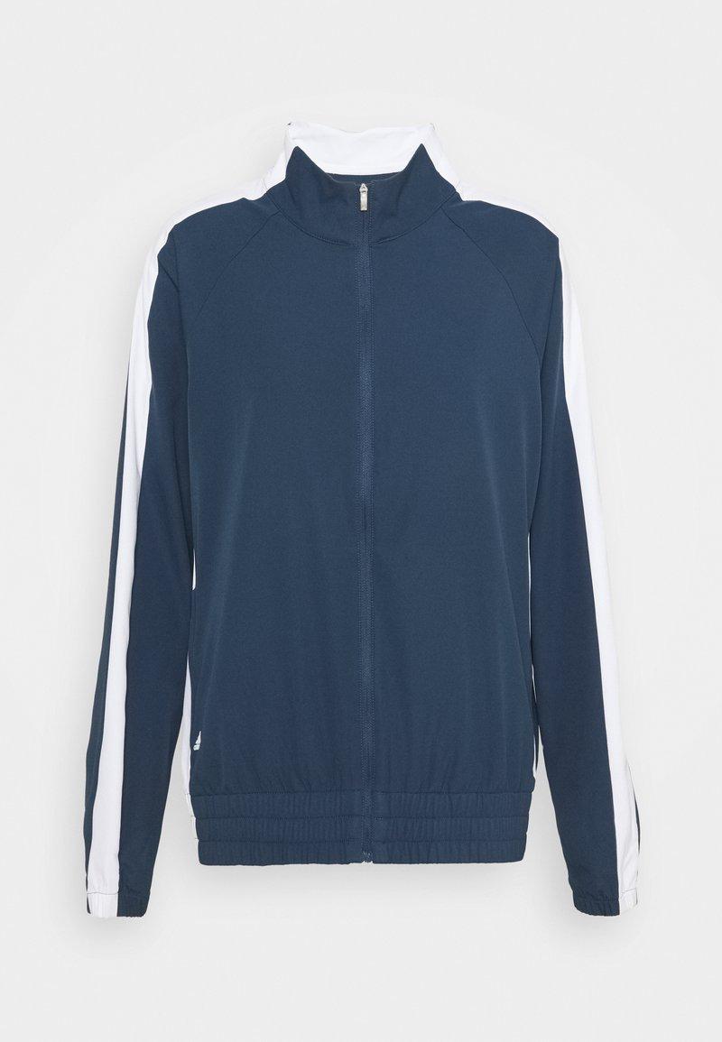 adidas Golf - ESSENTIALS FULL ZIP JACKET - Training jacket - crew navy