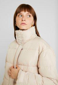 TWINTIP - Winter coat - beige - 3
