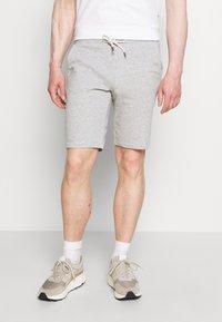 s.Oliver - Tracksuit bottoms - grey - 3