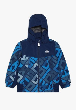 KONROD PADDED JACKET - Zimní bunda - pirate blue