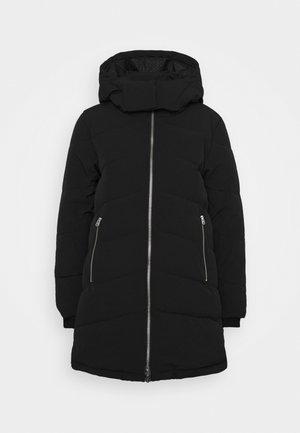 ELEVATED LONG  - Winter coat - black