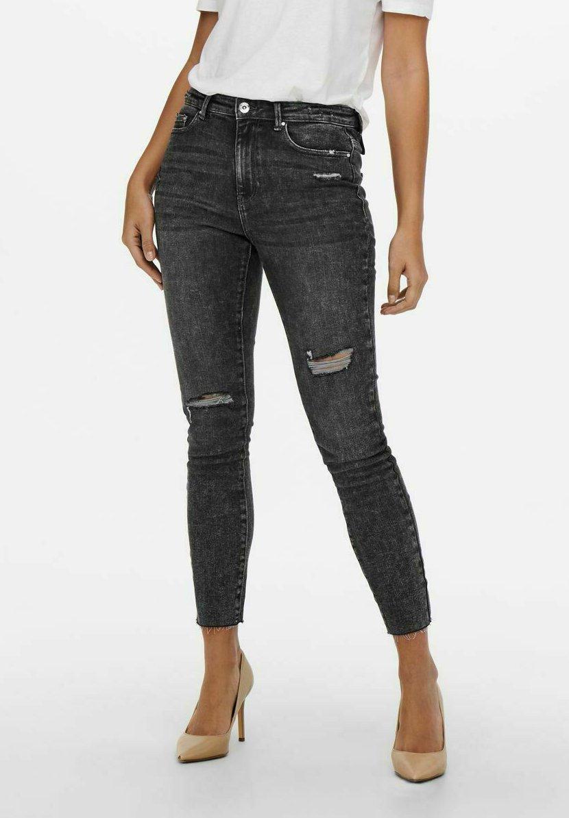 Damer ONLBLAKE LIFE HW  - Jeans Skinny Fit
