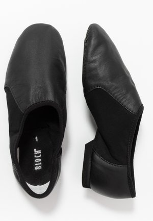 JAZZ SHOE NEO-FLEX SLIP ON - Dance shoes - black