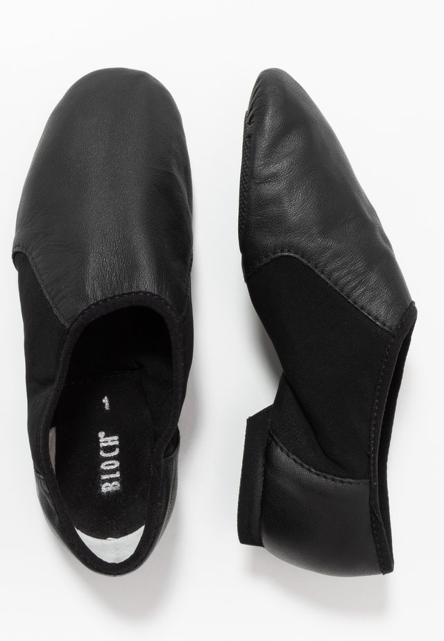 JAZZ SHOE NEO-FLEX SLIP ON - Dansschoen - black