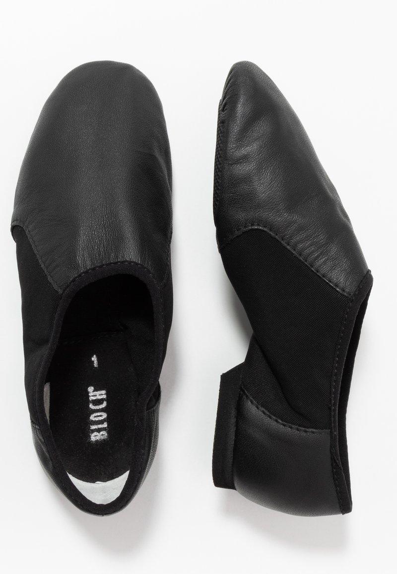 Bloch - JAZZ SHOE NEO-FLEX SLIP ON - Dance shoes - black